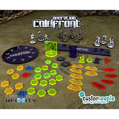 Pack deluxe Operation Coldfront