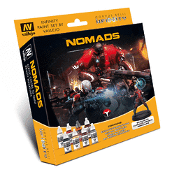 Model Color Set: Infinity Nomads