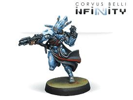 Corvus Belli Panoceania Knights Of Santiago Miniature Spiele