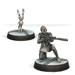 Atalanta, Agêma's NCO & Spotbot