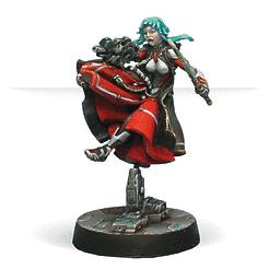 Cassandra Kusanagi (MULTI Rifle + Light FT, Shock CCW)