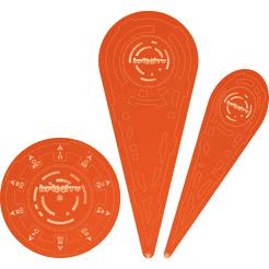 Infinity Templates Orange