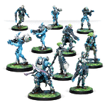 Spiral Corps Army Pack