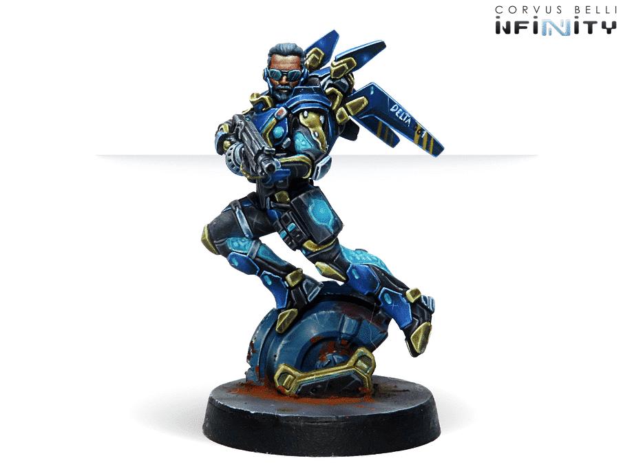 Infinity O-12 Zeta Unit NIB